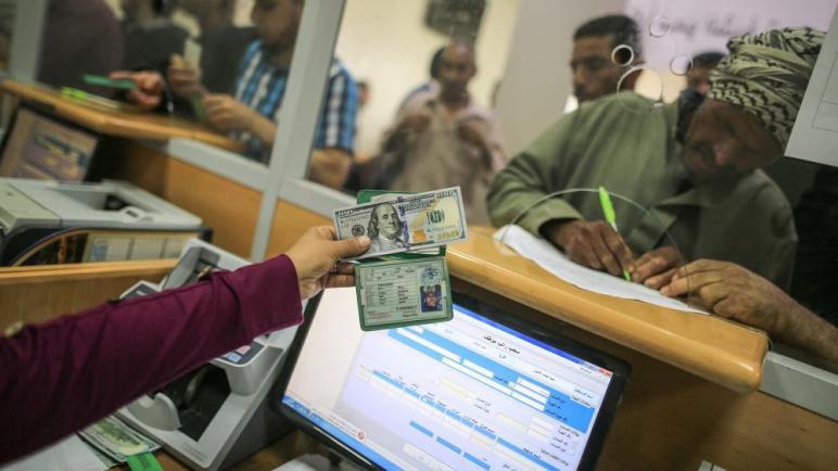 الاستعلام الحكومي المركزي رابط فحص المنحة القطرية 100 دولار للأسر المتعففة في غزة