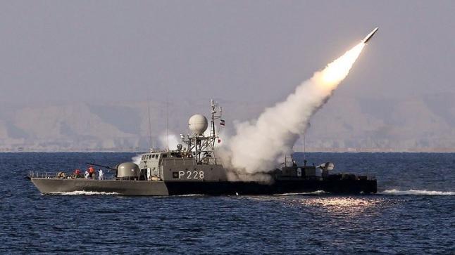 مناورات بحرية إيرانية واسعة في المحيط الهندي