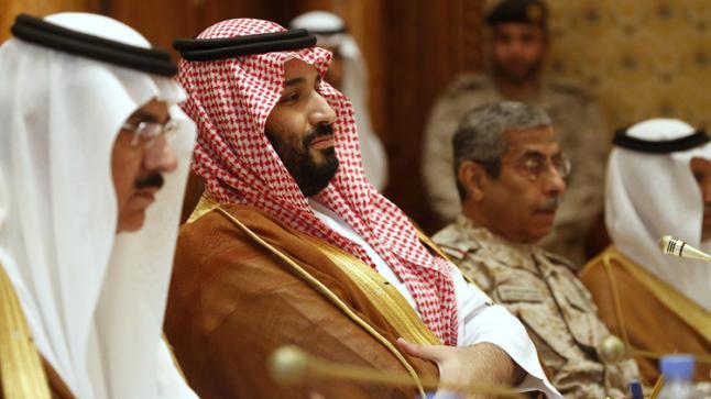 محمد بن سلمان: تيران وصنافير جزيرتان سعوديتان